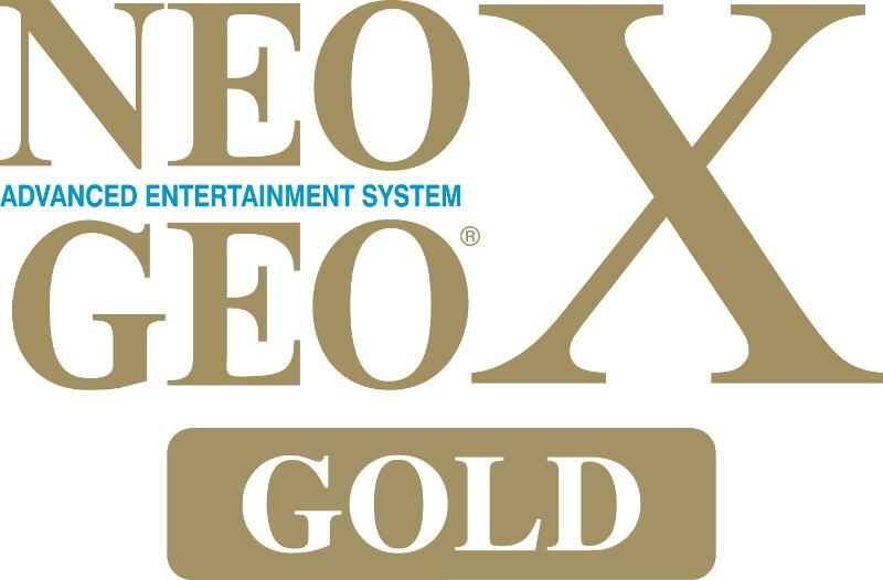 NEOGEO X GOLD logo