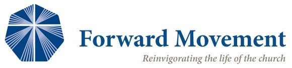 Forward Movement logo with tagline