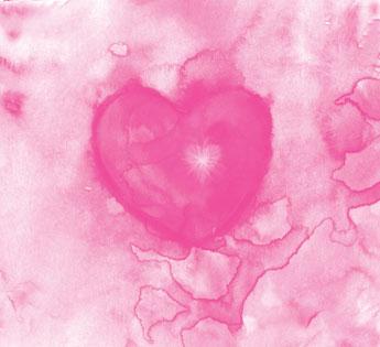Tiny Space Heart