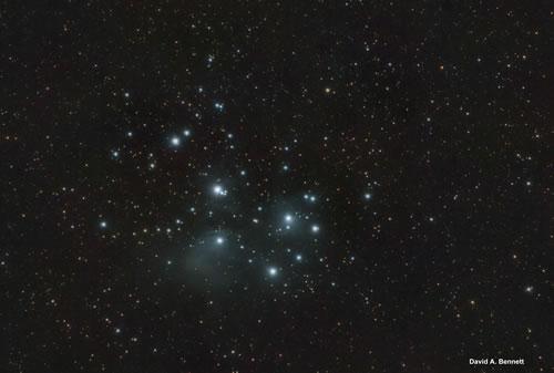 David A Bennett M45 500px