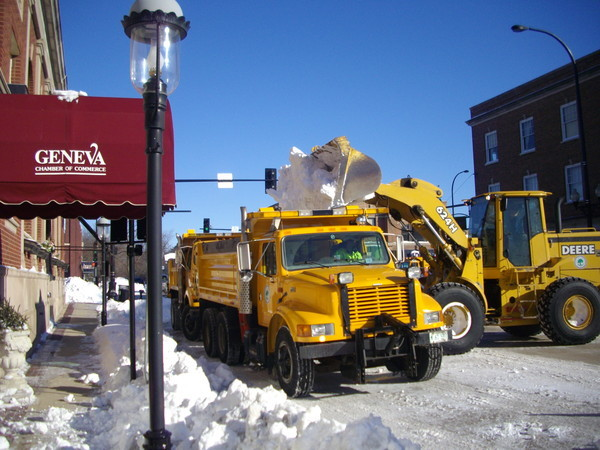 snow removal 2011
