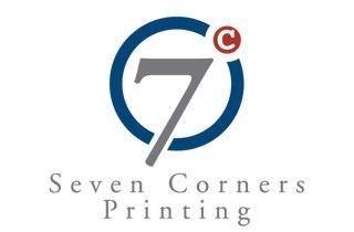 Seven Corners Printing Logo