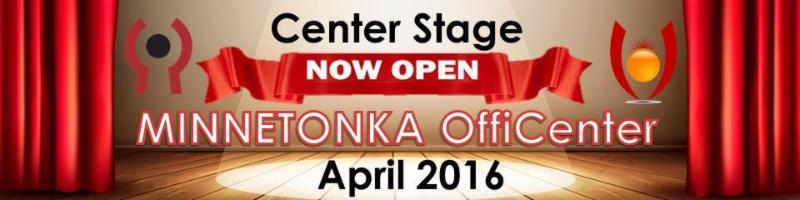 April Center Stage Newsletter