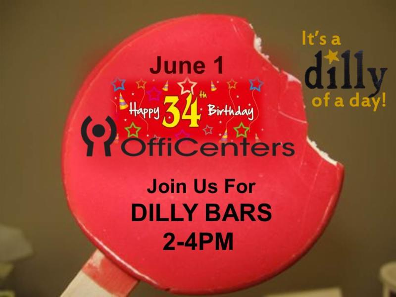 Happy Birthday OffiCenters
