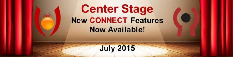 July Center Stage Newsletter