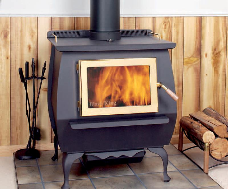 Blaze King Most Efficient Wood Stove Resto Sets Ipo Price