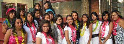 2008 prevention graduates