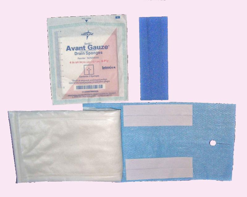 QSUM product Brachy Bandage