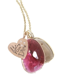 Heather Moore Heart Necklace