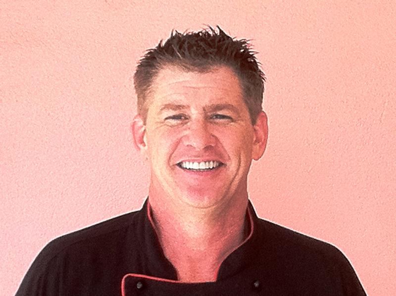 Executive Chef Philip Fitzpatrick