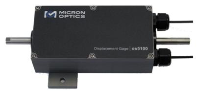 MOI displacement sensor