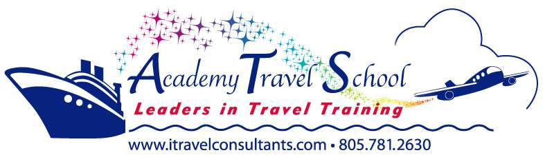 travel school logo