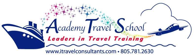 travel school logo