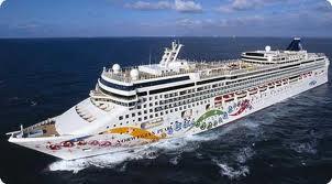 ncl pearl ship