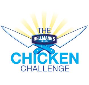 Hellmanns Chicken Challenge Logo
