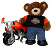 BABW Harley Davidson Bearemy