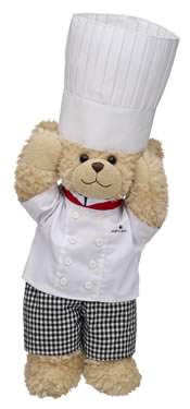 BABW Chef Happy Hugs