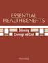 Essential Health Bens
