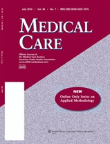 Medical Care journal