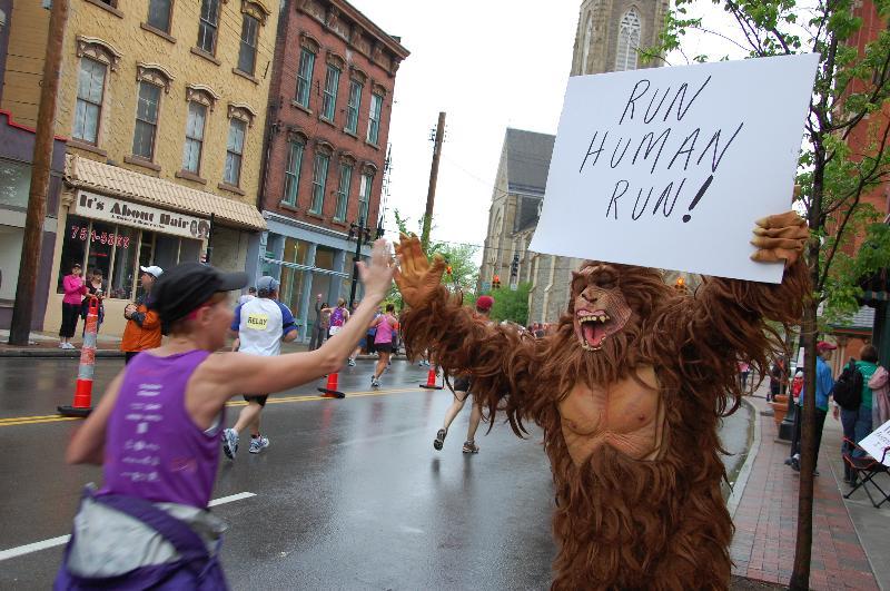 Run Human Run