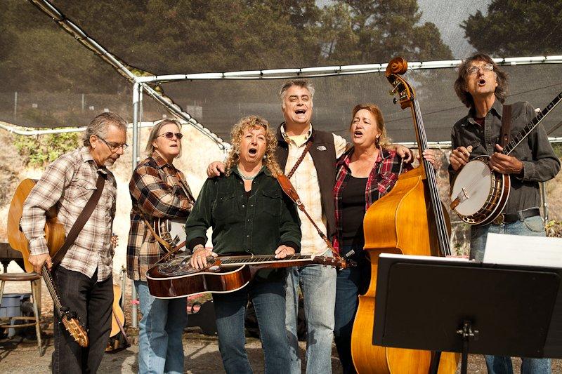 Harlan James Bluegrass Band