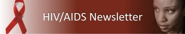 Redpeg HIV/AIDS Newsletter Banner