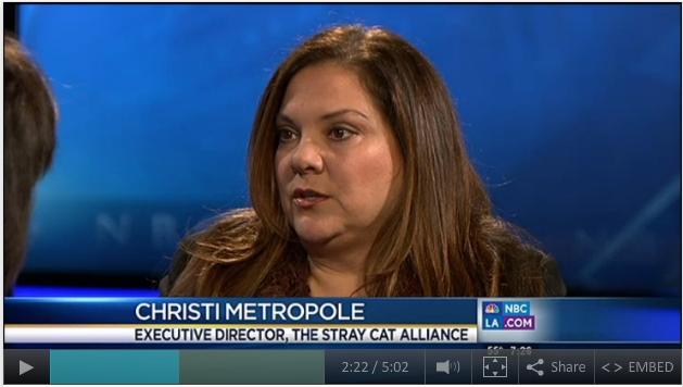 Christi on NBC4