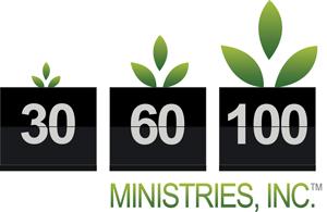 30 60 100 Logo with TM