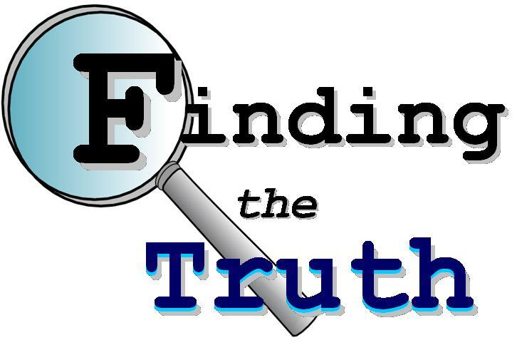 Finding the Truth Logo