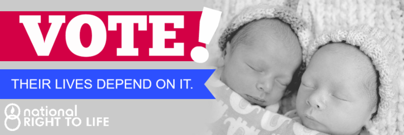 Vote. Their lives depend on it.
