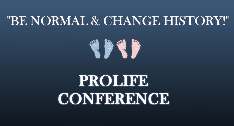 ProLife Conference Logo