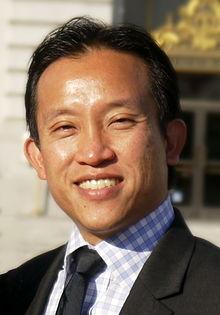Supervisor David Chiu