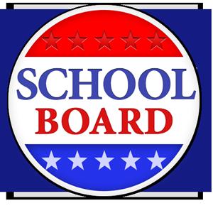 'School Board' Button