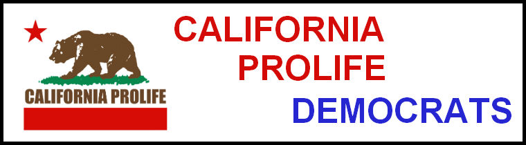 California ProLife Democrats Logo
