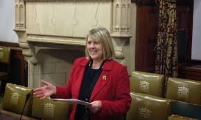 MP Fiona Bruce