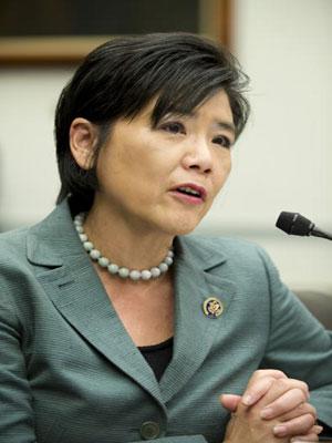 Photo of Representative Judy Chu