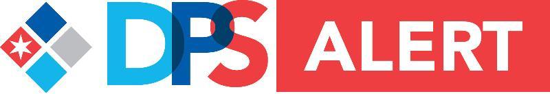 DPS ALERT Logo