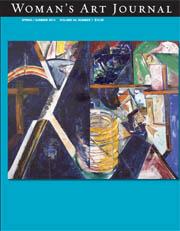 Women's Art Journal Cover