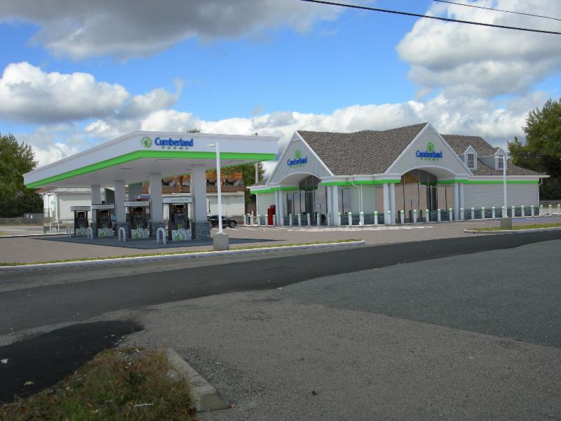 Reinventing r r at cumberland farms for Garden city stores ri