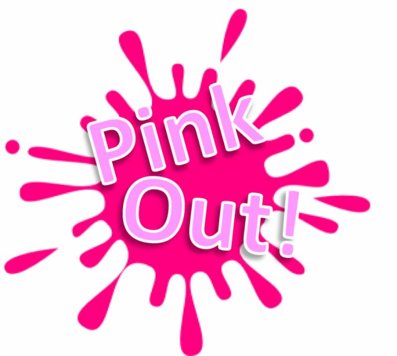 pink out 2013   help us paint the town pink    glenwood free breast cancer ribbon clip art images free printable breast cancer clip art