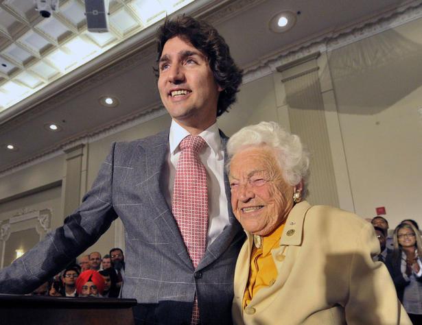 Trudeau and McCallion