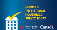 national household survey logo