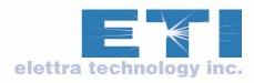 elettra tech logo