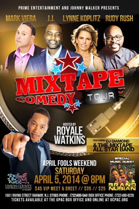 Mixtape Comedy Tour