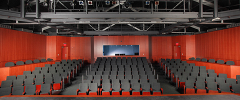 UC PAC's Hamilton Stage (360 Hamilton Street, Rahway)