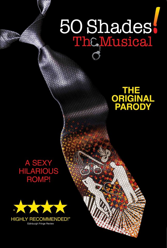 50 Shades! The Musical at UC PAC on January 13.