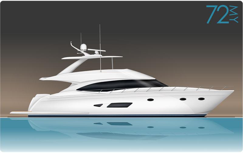 Viking 72 Motor Yacht