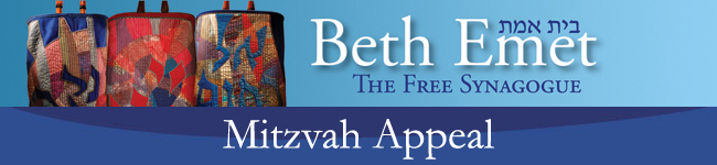 Mitzvah Appeal Heading