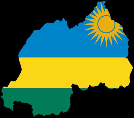Rwanda Map