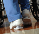 Z-CoiL: Ideal shoes for nurses